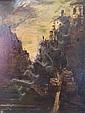 Oil on board Ubaldo Magnavacca (1885-1957), Ubaldo Magnavacca, Click for value