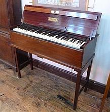 Dulcitone small piano by Thomas Machell and Sons,