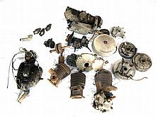 Assorted Villiers engines & parts