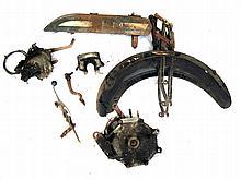 c1923 BSA parts