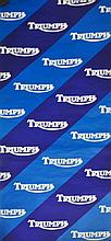 Triumph wrapping/wall paper