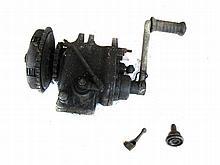 c1926 Norton CS1 gearbox & clutch