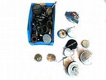Assorted Vintage carburettor parts