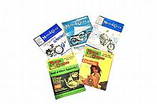 The Motor Cycle and Motor Cycling magazines