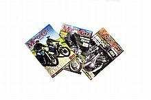 The Classic Motor Cycle magazine