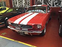 1966 Ford Mustang 289 – Rare Manual Gearbox