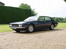 1973 ISO Fidia 1 of only 16 RHD cars produced