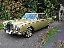 1970 Rolls-Royce Silver Shadow I – offered at No Reserve