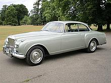 1962 Bentley S2 Continental Coupe