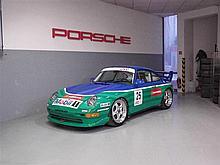 1996 Porsche 993 Cup