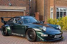 1989 Porsche 964 C2 RWB Type Spec