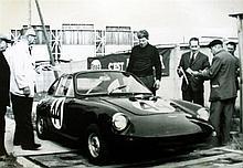 1963 Deep Sanderson 301 Coupe – Le Mans Entrant 1963