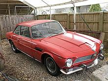 1965 Iso Revolta IR 340 Original unrestored matching numbers example