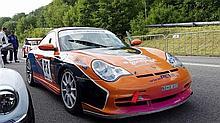 2001 Porsche 996 GT3 Cup Rally