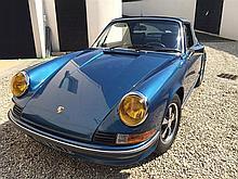 1973 Porsche 911 2.4 S Targa