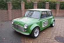 1962 Morris Mini Special
