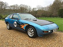 1980 Porsche 924 Richard Hammond BBC Top Gear Screen Featured