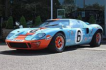 2009 Ford TSC GT40 Evocation by Tornado