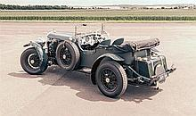 1948 Bentley Mk VI in the style of 4 ½ Litre Tourer