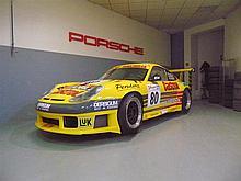2000 Porsche 996 GT3-R