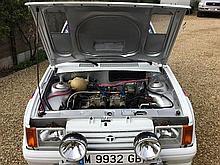1983 Talbot Samba Group B