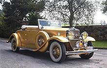1931 Cadillac Fleetwood Drophead Coupe