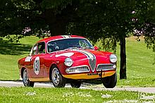 1959 Alfa Romeo 101 Giulietta Sprint
