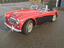 1962 Austin Healey 3000 Mk II