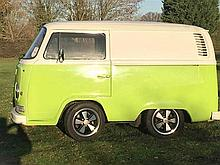 "1980 The "" Mini"" Volkswagen Camper or ""Shorty"""