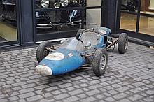 Circa 1964 Tecno K250 F4