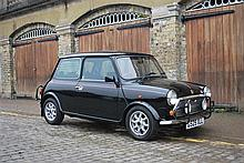 1989 Mini '30' By Wood & Pickett 25,000 Recorded Miles