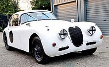 1958 Jaguar XK150 3.4 Litre Coupe – Original Right Hand Drive