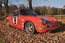 1967 SWB Porsche 912 Outlaw
