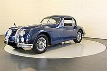 1956 Jaguar XK140 SE Fixed Head Coupe – 2 owners from new