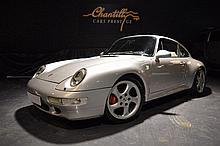 1997 Porsche 911 Type 993 Carrera 4S 3.6L