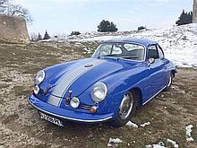 1964 Porsche 356SC 1600