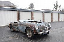 1953 Austin Healey BN1 Project (Early Car)