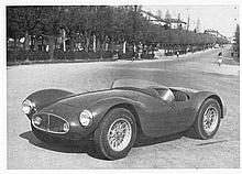 1962 Maserati Sebring with Giordanengo built A6GCS coachwork