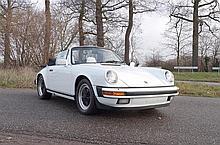 1985 Porsche 911 Cabriolet