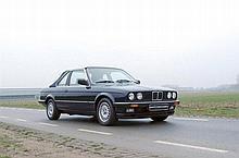 1983 BMW 320i Baur Cabriolet