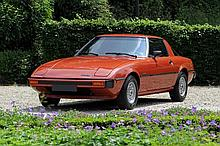 1979 Mazda RX7 – one owner from new