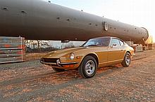 1971 Datsun 240Z – 2 owners from new