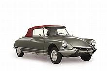 1963 Citroen DS Cabriolet by Chapron