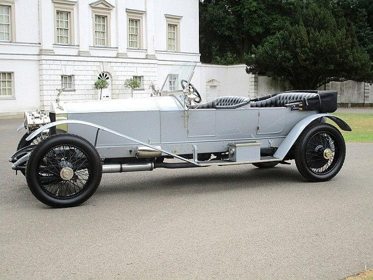 1921 rolls royce silver ghost london to edinburgh style to. Black Bedroom Furniture Sets. Home Design Ideas