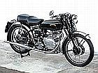 1952 Vincent Comet Series C Matching Number Example, Just 2 Owners from new - Last owner for 31 years