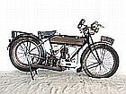 c1920 Triumph Model H From the Hitchcock's Motorcycle Collection