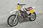 1985 Yamaha YZ490 Ex-Works Engine