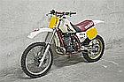1985 Yamaha YZ490 Ex-Works Engine