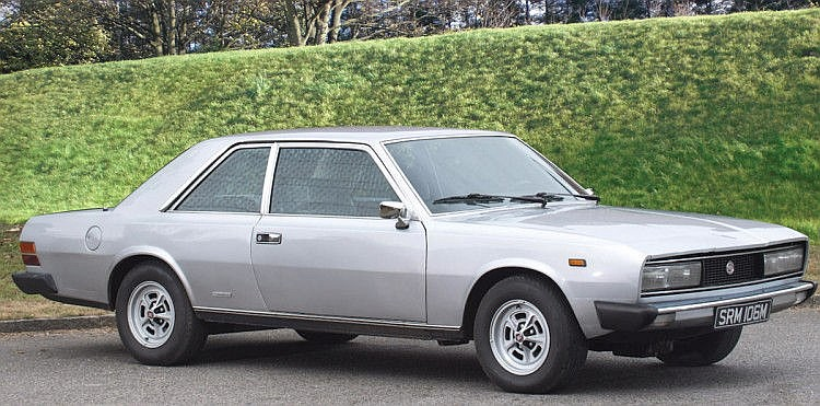1974 Fiat 130 Coupé Coachwork by Pininfarina