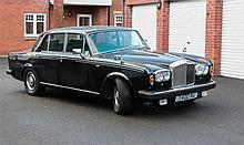 1978 Bentley T2 Former property of Mr. Chris Evans